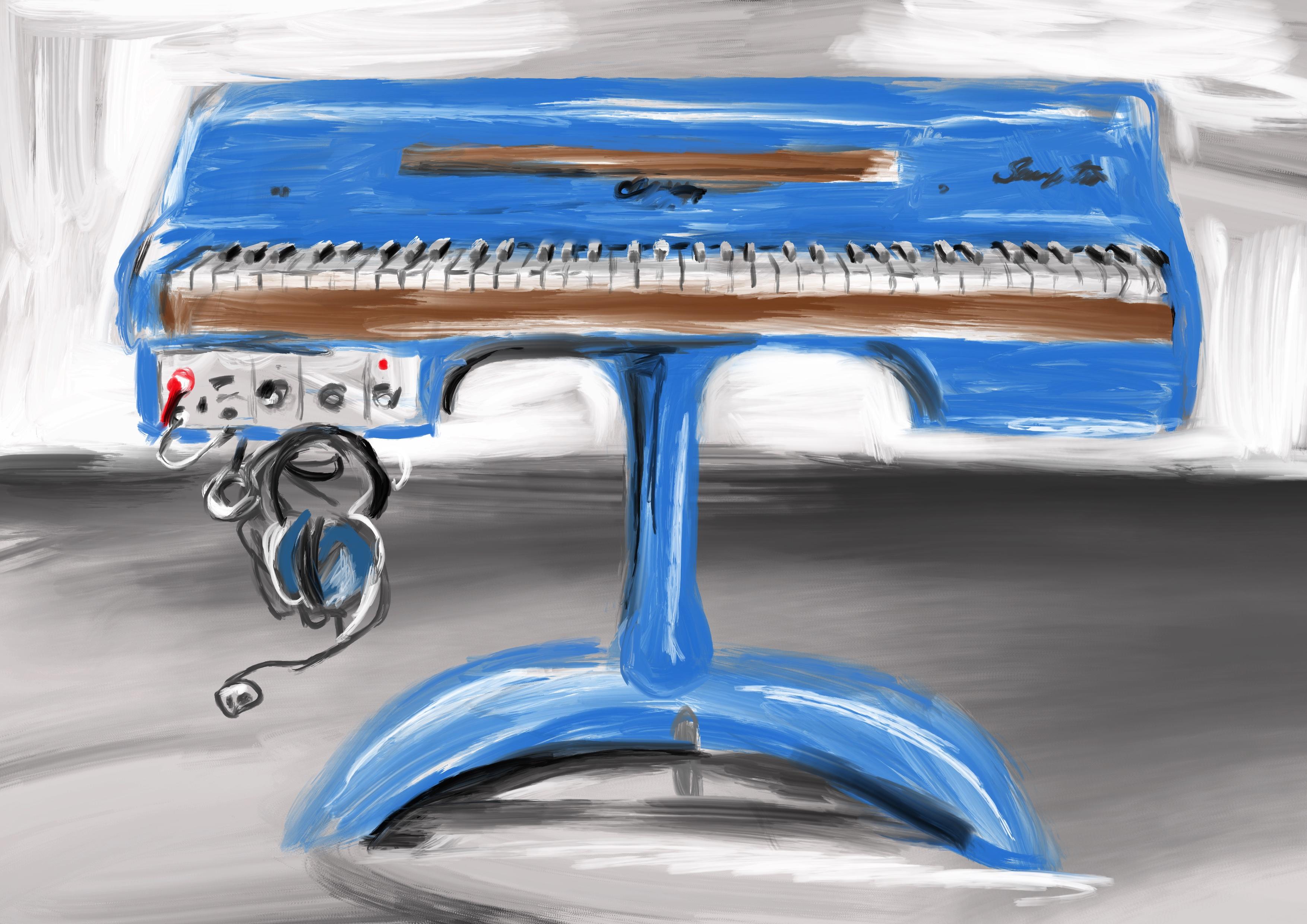 Fender Rhodes Piano 1969